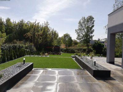realizacja - ogród